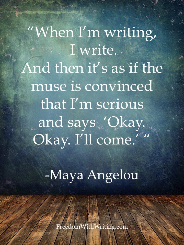 Writing Muse